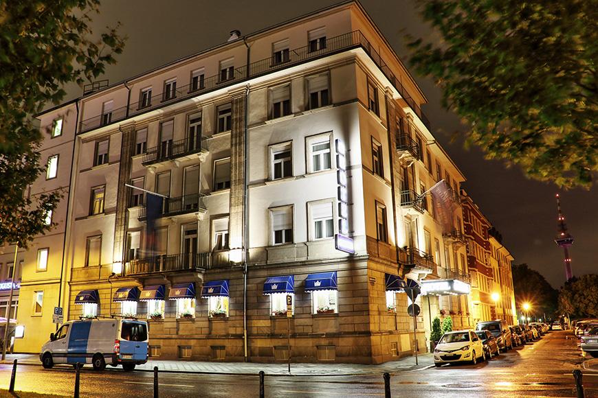 City Partner Augusta Hotel Mannheim