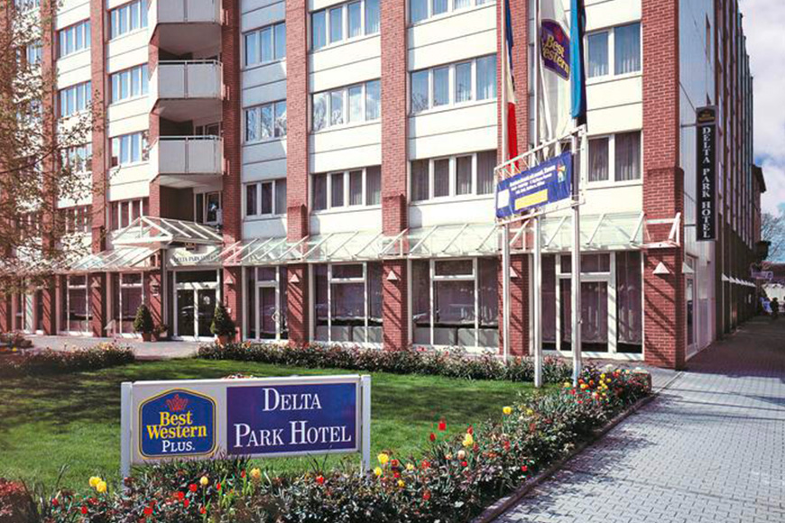 Best Western Plus Delta Park Mannheim
