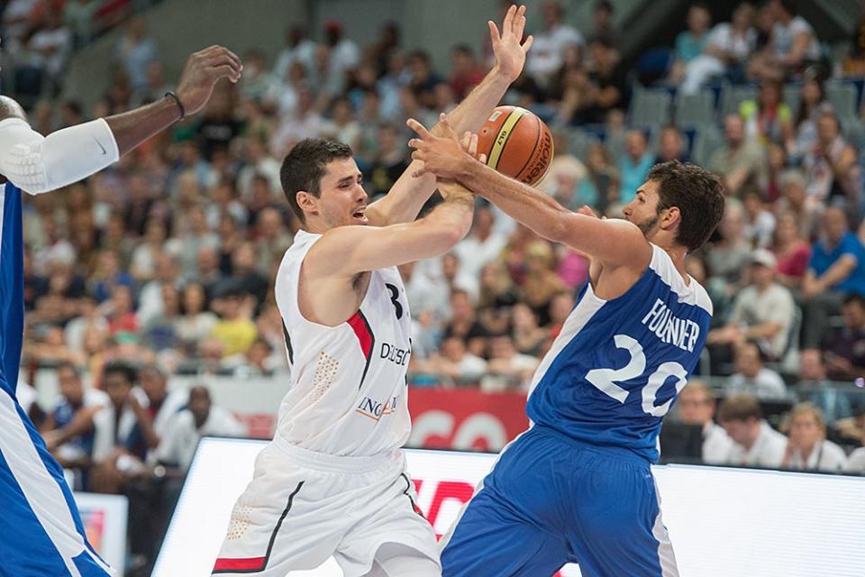 deutschland frankreich basketball
