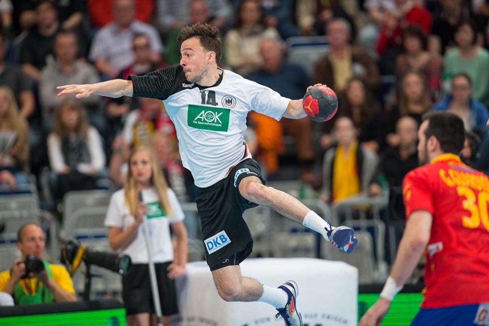 Deutschland Vs Spanien Handball