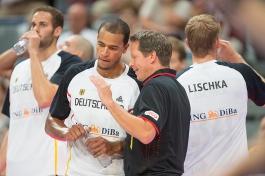 Basketball Deutschland - Frankreich