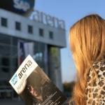 Das neue SAP Arena Magazin ist da