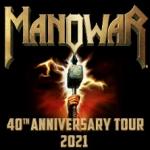 MANOWAR | 10. April 2021