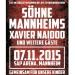 RTL-Spendenmarathon mit den Söhne Mannheims, Xavier Naidoo & weiteren Gästen