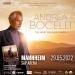 Andrea Bocelli: Verlegung auf den 29. Mai 2022
