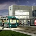 MVV Verkehr stellt die Stadtbahn zur Mannheim Arena vor