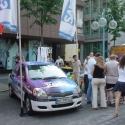 Großer Andrang am SAP ARENA-Stand beim Mannheimer Stadtfest