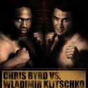 WM-Kampf des Jahres am 22. April 2006 in der SAP ARENA - Wladimir Klitschko vs. Chris Byrd