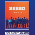 Sold Out Award für Seeed