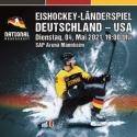 Eishockey-Länderspiel GER vs. USA: Ersatztermin