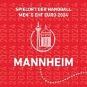 Men's EHF EURO 2024 kommt nach Mannheim