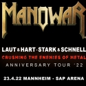 MANOWAR: Verlegung auf den 23. April 2022