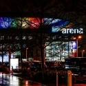 SAP Arena erstrahlt heute in Regenbogenfarben