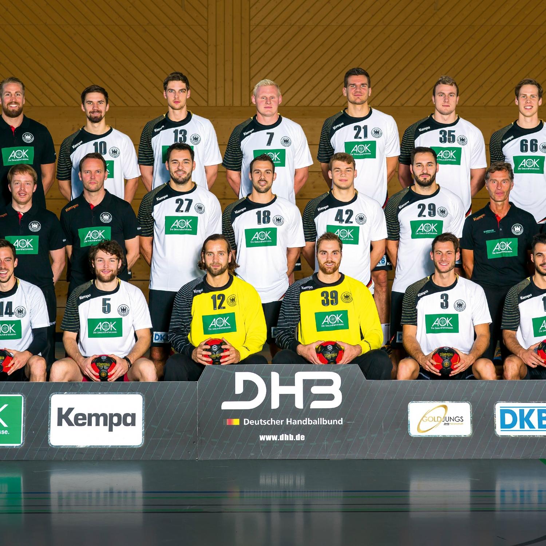 handball deutschland spanien