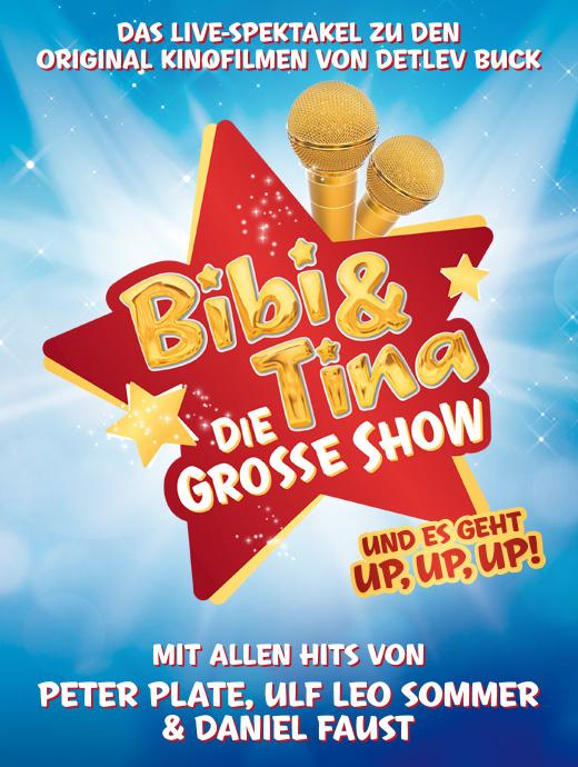 Bibi Tina Die Große Show Sap Arena