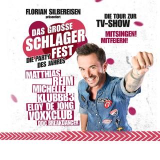 DAS GROSSE SCHLAGERFEST - Die Party des Jahres 2019 in Mannheim, 30.03.2019 - Tickets -