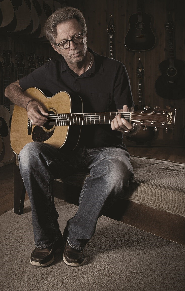 Eric Clapton in Mannheim, 08.06.2019 - Tickets -