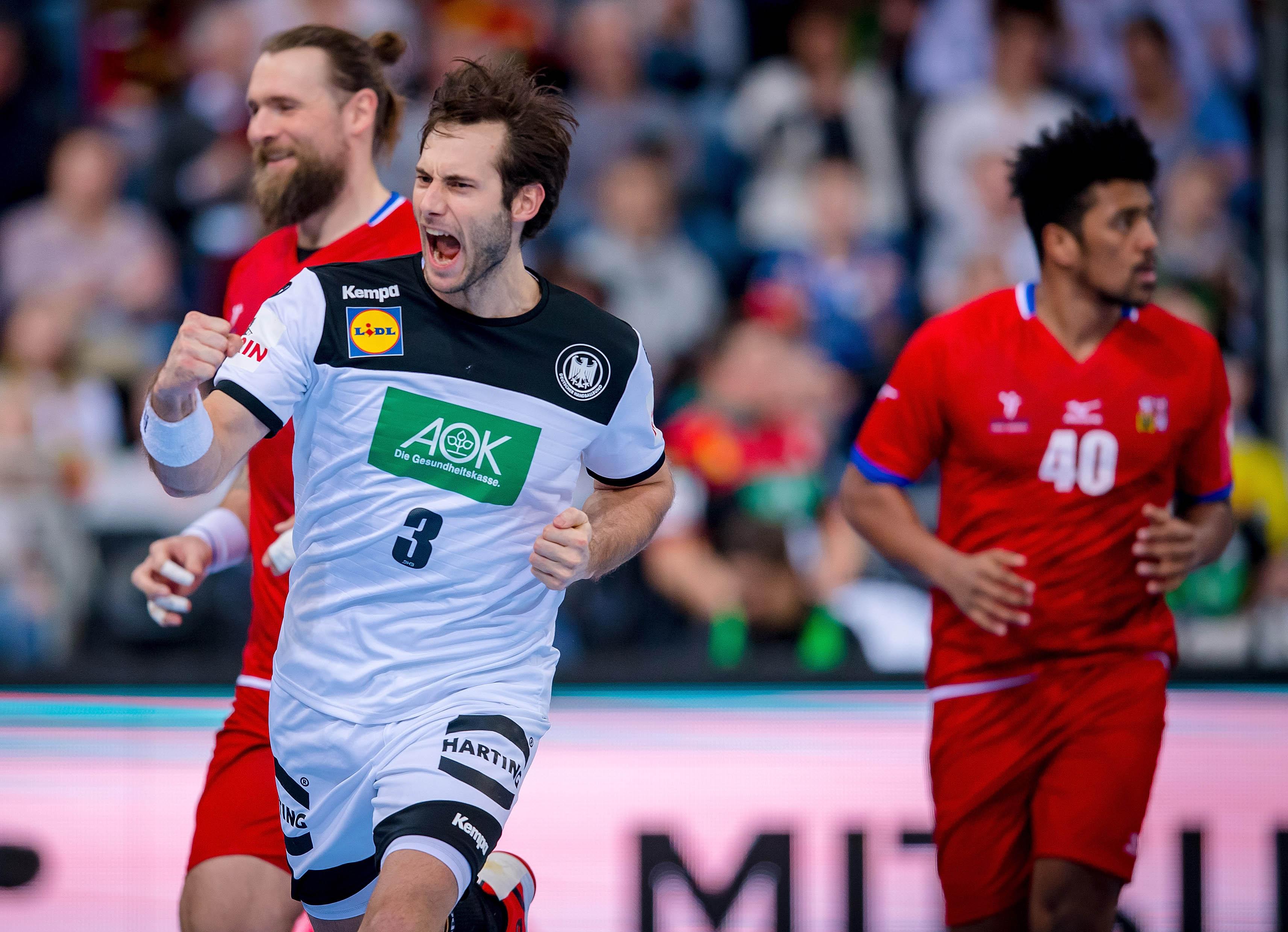 Handball Landerspiel Ger Vs Isl Am 04 Januar 2020 17 20